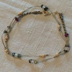 Bracelet Meldrine double...