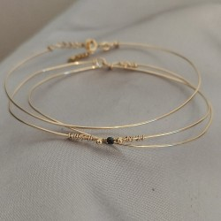 Bracelets Jonc Semainier...