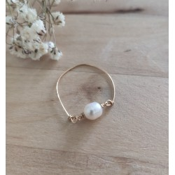 Bague perle modèle...